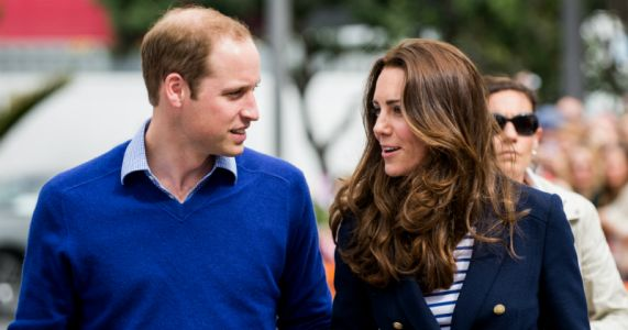 Kate Middleton et William:  la touchante raison de l'adoption de leur chien Lupo